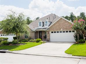 Houston Home at 15466 Mansion Woodland Drive Conroe , TX , 77384-4588 For Sale