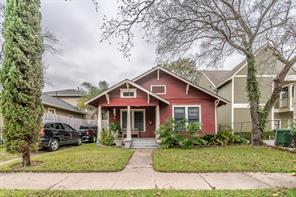 Houston Home at 519 Arlington Street Houston                           , TX                           , 77007-2619 For Sale