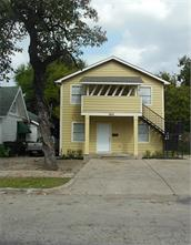 Houston Home at 2815 Winbern Street B Houston , TX , 77004-4456 For Sale