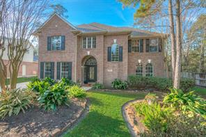 Houston Home at 2 Eagle Rise Place Spring , TX , 77382-2698 For Sale