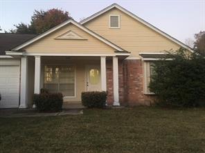 Houston Home at 1107 Lynn Lane Humble                           , TX                           , 77338-5143 For Sale