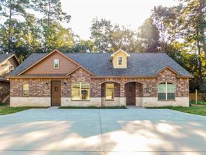 Houston Home at 2610 Appian Way Roman Forest , TX , 77357 For Sale