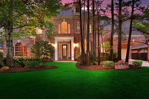 Houston Home at 143 Wind Ridge Circle The Woodlands , TX , 77381-6310 For Sale