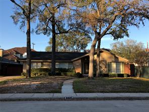 Houston Home at 4110 Tartan Lane Houston                           , TX                           , 77025-2920 For Sale