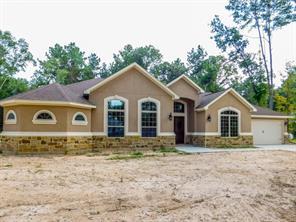 Houston Home at 27639 Rio Blanco Drive Splendora , TX , 77372 For Sale