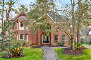 Houston Home at 46 Spotted Deer Drive The Woodlands , TX , 77381-3298 For Sale