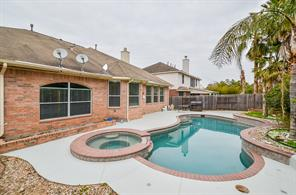 Houston Home at 15414 Wild Timber Trail Cypress , TX , 77433-1560 For Sale