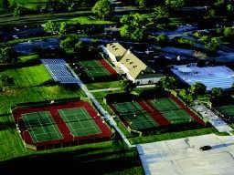 There is a Sports Club with a lap lane pool, seven lighted tennis courts and a fantastic work out facility.