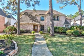 Houston Home at 18319 Trace Forest Drive Spring , TX , 77379-3966 For Sale