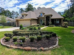 Houston Home at 18 Brookefield Magnolia                           , TX                           , 77355 For Sale