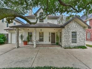 Houston Home at 5204 Huisache Street Bellaire , TX , 77401-4932 For Sale