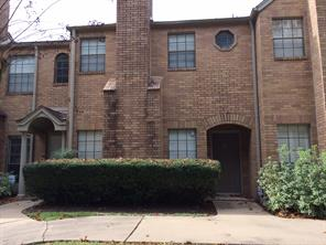 Houston Home at 3200 Bellefontaine Street 65 Houston , TX , 77025-1418 For Sale