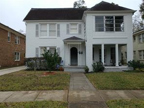 Houston Home at 1713 Albans Road A Houston , TX , 77005-1703 For Sale