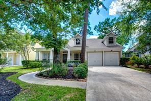 Houston Home at 138 Hansom Trail The Woodlands                           , TX                           , 77382 For Sale