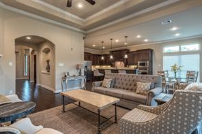 Open floor plan, perfect for entertaining.