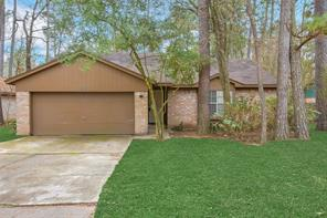 Houston Home at 119 Fallshire Drive Spring                           , TX                           , 77381-3517 For Sale