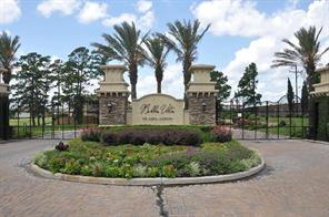 Subdivision entrance
