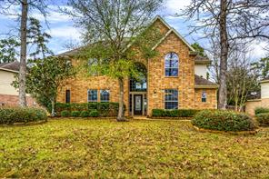 Houston Home at 75 Bardsbrook Circle Spring , TX , 77382-2859 For Sale