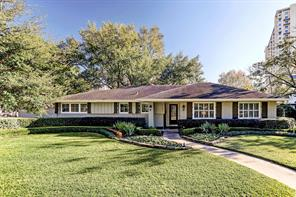 Houston Home at 5231 Piping Rock Lane Houston , TX , 77056-4911 For Sale