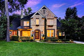 Houston Home at 800 Oak Valley Drive Hunters Creek Village                           , TX                           , 77024-3123 For Sale