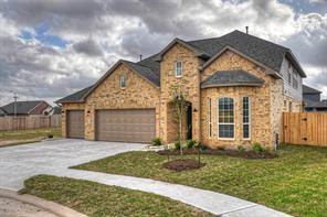 Houston Home at 16510 Winchester Grove Cypress , TX , 77447 For Sale