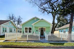 1116 key street, houston, TX 77009
