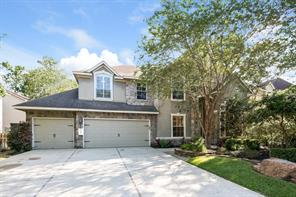Houston Home at 30 Altwood Circle The Woodlands                           , TX                           , 77382-2604 For Sale
