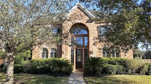 Houston Home at 3419 Cascade Springs Drive Manvel                           , TX                           , 77578-6046 For Sale