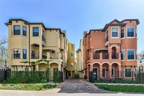 Houston Home at 910 Snover Street C Houston                           , TX                           , 77007-5629 For Sale