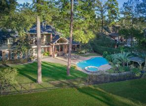 Houston Home at 23 Chestnut Hill Court The Woodlands                           , TX                           , 77380-4617 For Sale