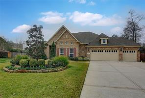 Houston Home at 50 Millsap Circle Spring                           , TX                           , 77382-1698 For Sale