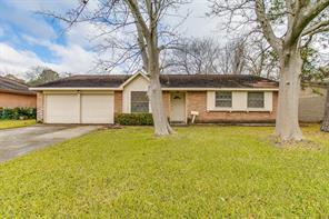 Houston Home at 6026 Ludington Drive Houston , TX , 77035-4157 For Sale