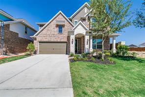 Houston Home at 11106 Bluewater Lagoon Circle Cypress , TX , 77433 For Sale