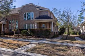 Houston Home at 23 Pipers Green Street The Woodlands                           , TX                           , 77382-2812 For Sale