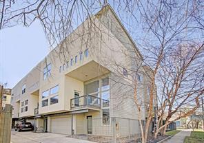 Houston Home at 1517 Crockett Street Houston , TX , 77007-4125 For Sale