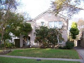 1822 Kipling, Houston, TX, 77098