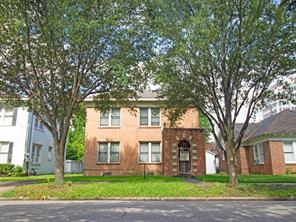 Houston Home at 2406 Brun Street 2408 Houston , TX , 77019-6702 For Sale