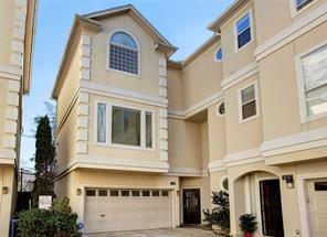 Houston Home at 835 Rosine Street Houston , TX , 77019-1938 For Sale
