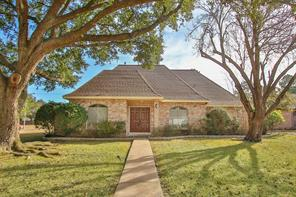 Houston Home at 7414 Creek Crest Drive Houston , TX , 77095-3318 For Sale