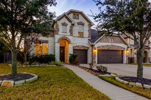Houston Home at 27023 Barrington Lodge Lane Katy                           , TX                           , 77494-2725 For Sale