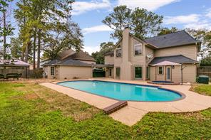 Houston Home at 17831 Shadow Valley Drive Spring , TX , 77379-3902 For Sale