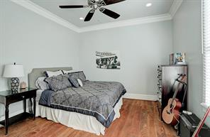 BEDROOM - Large well lit additional bedrooms located throughout home.