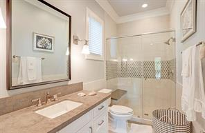 BATHROOM - Additional bathrooms with stunning finishes.