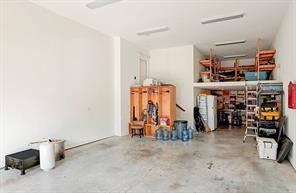 GARAGE- Expansive garage makes storing items easy and still have space for your car. Grocery drop!
