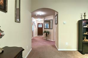 Large entry way.