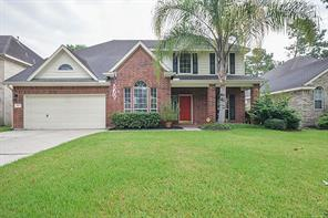 Houston Home at 8111 Silver Lure Drive Humble , TX , 77346-6180 For Sale