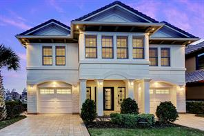 Contemporary style Lake Conroe oasis in the distinguished Bella Vita gated community. Exquisite home with modern finishes throughout.