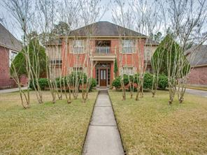 Houston Home at 2822 Deer Hollow Drive Kingwood                           , TX                           , 77345-1307 For Sale