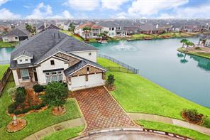 Houston Home at 17923 Folly Point Drive Cypress , TX , 77429-5622 For Sale