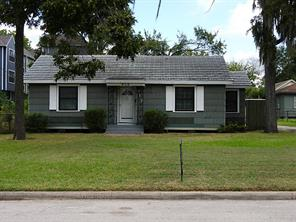 Houston Home at 913 18th Street Houston , TX , 77008-3336 For Sale